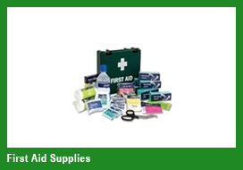 First Aid SuppliesNew